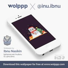 New wallpaper available! This great artwork made by talented Indonesian icon/UI Designer Ibnu Nasikin. Feel the early christmas with this wallpaper! Available for various device sizes at wolppp.com ... Use #wolppp and tag us to get featured and get invited to showcase your wallpaper art at wolppp.com ..... #wolppp #vector #illustration #art #design #graphicdesign #illuspiration #inspiration #designer #drawing #instagood #vectorillustration #bestvector #digitalillustration #artwork…