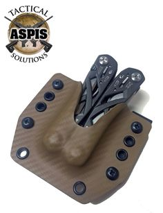 Kydex gear from www.aspisfirearms.com