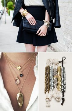 LOVE THESE GEMS > Fall jewelry inspiration