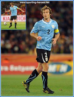 Uruguay football player: Diego Lugano