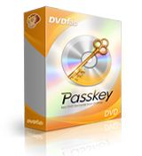 Passkey for DVD can remove all known DVD copy protections and region codes just in seconds to watch any DVD movie with no limitation.