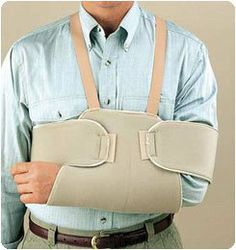 #HCPCS Code: L3660. (SEE AVAILABILITY ABOVE FOR ESTIMATED DELIVERY) - Fast Wrap Shoulder Immobilizer Large, Swathe Dimensions...