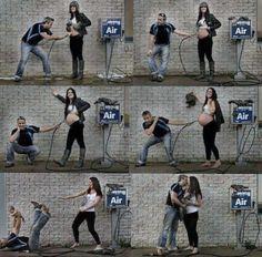 Fun pregnancy photos!