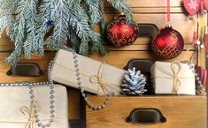Sparkling hardware from Nostalgic Warehouse adds a special touch for the holidays.