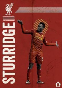 Sturridge #Liverpool