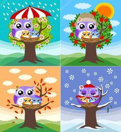vier seizoenen uilen - Vyhľadávanie Google