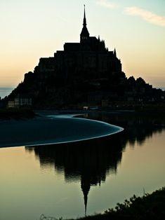 Mont Saint-Michele, France