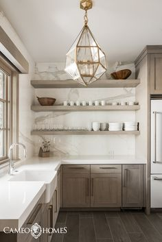 Dark, light, oak, maple, cherry cabinetry and wood kitchen cabinet styles. CHECK THE PIN for Lots of Wood Kitchen Cabinets. Home Decor Kitchen, Interior Design Kitchen, New Kitchen, Home Kitchens, Kitchen Wood, Island Kitchen, Kitchen Ideas, Kitchen Pantry, Kitchen Inspiration