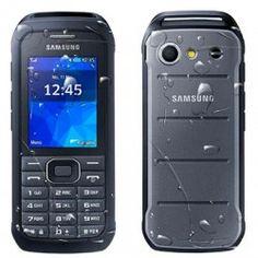 Samsung Xcover 550 dark silver ( resistente a agua y golpes) Smartphone, Samsung, Water
