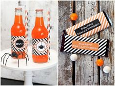 21 Halloween Party Favor Ideas + Free Printables :: The TomKat Studio for HGTV