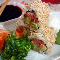 Golden Gate Roll (Sushi)