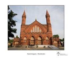 Saint Gregory Parish - Dorchester, MA