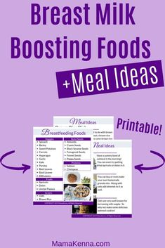Here's a list of some of the best breastfeeding foods to eat to help with milk supply! Find ways to use these healthy foods and make them into simple and easy meals and snacks. Breastfeeding And Bottle Feeding, Breastfeeding And Pumping, Foods To Eat, Healthy Foods, Low Milk Supply, Riced Veggies, Snack Recipes, Snacks, Food Out