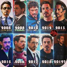 Avengers 4 will mark Robert Downey Jr's appearance as Iron Man Marvel Dc, Marvel Actors, Marvel Funny, Marvel Characters, Marvel Heroes, Dc Movies, Marvel Movies, Superhero Movies, Marvel Universe
