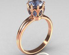 30 Besten Ringe Bilder Auf Pinterest Wedding Bands Jewelry Und