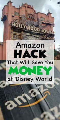 Tips & Tricks for How Amazon Can Save You Money at Disney! save money at disney world, save money at disney, save money at disney world budget, save money at disney world free things,save money at disney tips, save money at disney budget, save money at d