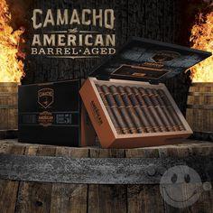 Camacho American Barrel Aged.  Very nice