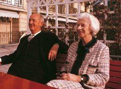 Vera & Vladimir Nabokov, 1969