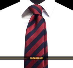 Bordo Lacivert Çizgli Kravat 4931  7,5 cm. Modern Orta Stil, Mikro Kumaş...  www.sadekravat.com/bordo-lacivert-cizgli-kravat-4931 #kravat #kravatım #kravatmodelleri #tie #tieoftheday #pocketsquare #örgükravat #ketenkravat #ipekkravat #slimkravat #bordokravat #mürdümkravat #ortaincekravat #incekravat #gömlek #ceket #mendil #kravatmendilkombin #ofis #bursa #türkiye #çizgilikravat #şaldesenlikravat #ekoselikravat #küçükdesenlikravat #düzkravat #sadekravat