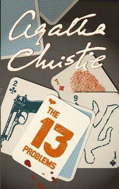 Mis Marple y 13 problemas o El club de los martes; aqui Miss Marple demuestra la gran detective que es