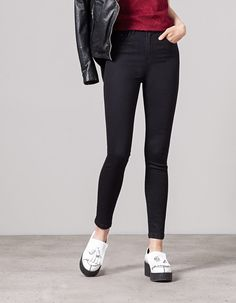 $399 At Stradivarius you'll find 1 Pantalón super high waist for woman for just 399 Mexico . Visit now to discover this and more JEANS.