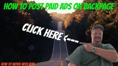 How To Post Paid Ads On Backpage - How To Post Ads On Backpage