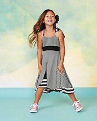 pixie girl sail & sway dress