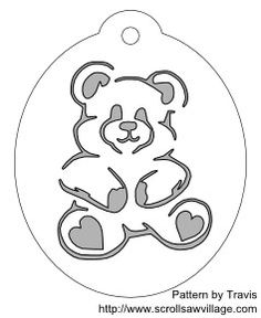 Teddy Bear Ornament                                                                                                                                                                                 More