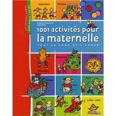 1001 ACTIVITÉS POUR LA MATERNELLE N.E. 2008: Amazon.ca: BERNADETTE THEULET-LUZIE, VALÉRIE BARTHE: Books