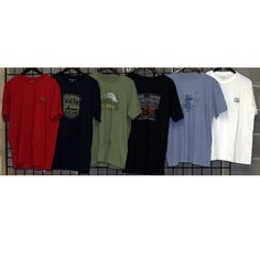 Eddie Bauer Men's sizes S-2XL screen printed tees http://www.tradeguide24.com/3748___Eddie_Bauer_Men__s_sizes_S_2XL_screen_printed_tees_36pcs.__MEDSSTEE___ #tees #fashion #stocklot #wholesale