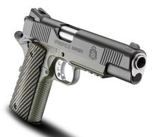 1911 Marine Corps Operator .45ACP  This is the new 2015 model.  Check out the new grips and front strap texture!