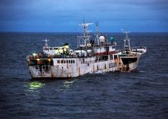 New York Times reporter Ian Urbina was in the Southern Atlantic Ocean 150 miles off the coast of Ghana in 10-foot swells and pitch-black darkness when the boat he was on lost all electrical power. The vessel had no lights or navigational system and, to make matters worse, the compass was broken. In the darkness, the horizon was indistinguishable from the sky, and with no one aboard capable of navigating by the stars, the captain had no way of knowing which way was home. #OutlawOcean…