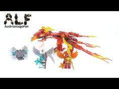 Video: Lego Chima 70221 Flinx Ultimativer Phoenix - Lego Speed Build Review  http://www.meinspielzeug24.de/lego-reviews/video-lego-chima-70221-flinx-ultimativer-phoenix/   #AustrianLegoFan, #LEGOReviews