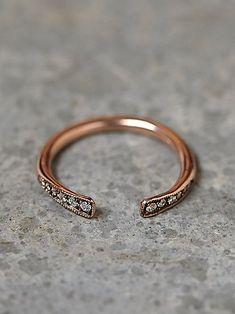 Free People Rising Diamond Ring