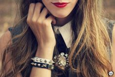 Bracelets: Kafé  http://re.mu/Fashioncoolture/product/6131