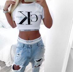 38079ec7c8d5 Outfit Stile, Calvin Klein, Süße Outfits, Sommer, Ps, Mode, Modell,  Kleider, Entwurf
