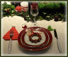 """Table """"Dîner avec les lutins"""" déc2014 (Jour J)"""