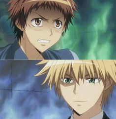 <{(Maid-Sama)}> I love this anime my anime crush on there is misaki child hood friend he so cute