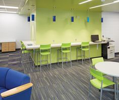 Sioux Center Middle and High School, IA - Demco Interiors