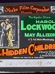 The Hidden Children (1917) Poster