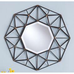 Found it at Wayfair - Neville Wall Mirror