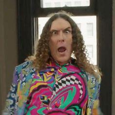 'Weird Al' Enlists Jack Black, Aisha Tyler for Pharrell Parody 'Tacky'> New, I love him he is brilliant!