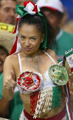 Football (Soccer) Crazy Funny World Cup Fans | Mexico