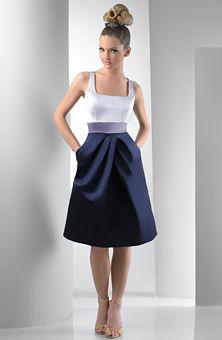 Brides Magazine: Bari Jay : Style No. 131 : Bridesmaid Dresses Gallery