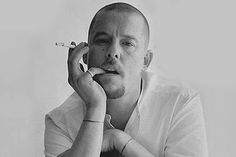 Lee Alexander McQueen, CBE was a British fashion designer and couturier. He is known for having worked as chief designer at Givenchy from 1996 to 2001 and for founding his own Alexander McQueen label. Alexander Mcqueen Biography, Alexander Mcqueen Savage Beauty, Respect Your Elders, Le Smoking, Sarah Burton, Victoria And Albert, Glamour, British Style, British Fashion