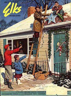 Woodi Ishmael  Elks magazine  1953