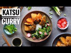 KATSU CURRY | Avant-Garde Vegan - YouTube