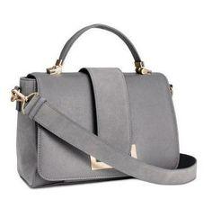 H&M top-handle bag.