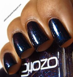 Addicted to Polish: Revlon Beguile with Ozotic Pro 529