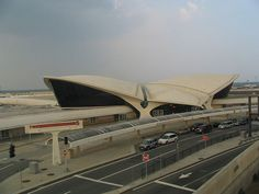 TWA Terminal at JFK International Airport in New York City